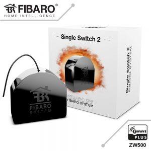 Fibaro single switch Z-Wave
