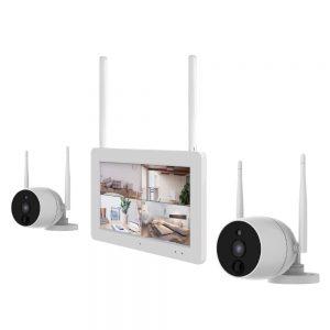 LCD-KIT2MP CCTV Kit