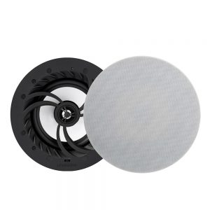 Lithe Audio - IP44 Wi-Fi Ceiling Speaker Cover Front