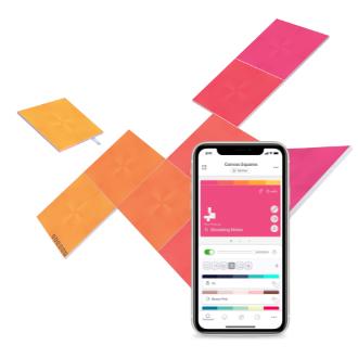 Nanoleaf Mobile Application