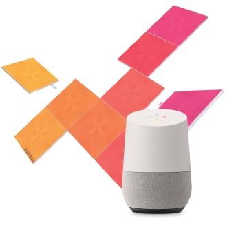 Nanoleaf Google Assistant
