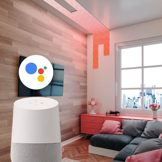 Nanoleaf Google Scenes