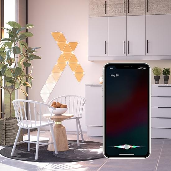 Nanoleaf HomeKit Siri