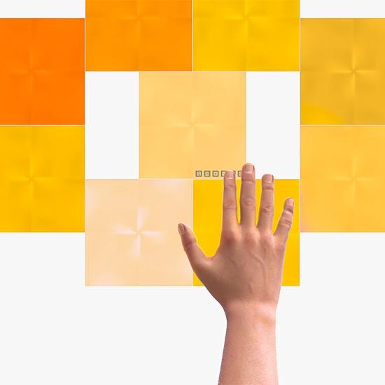Nanoleaf HomeKit Touch Actions