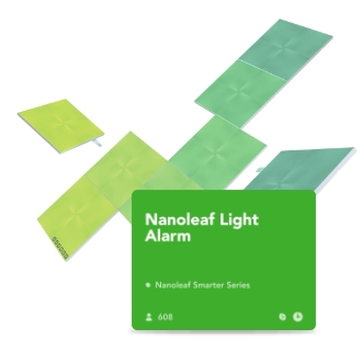 Nanoleaf IFTTT