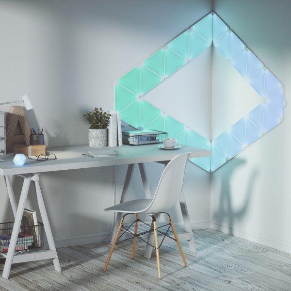 Nanoleaf Remote Work Room