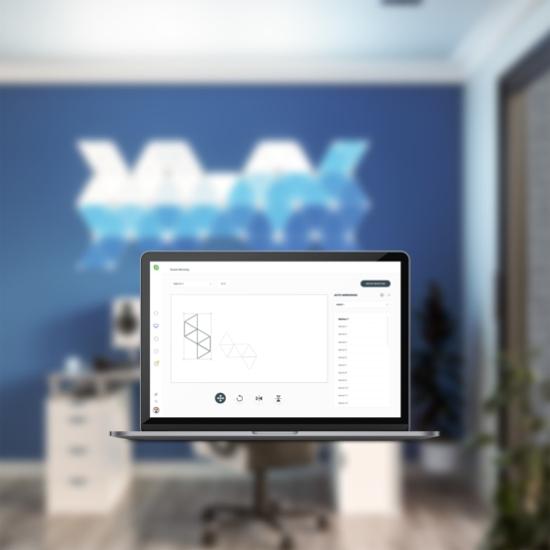 Nanoleaf Screen Mirror Orientation