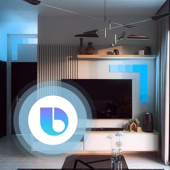 Nanoleaf SmartThings Bixby