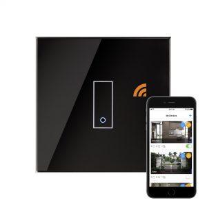 iotty Wi-Fi Smart Switch 1G Black