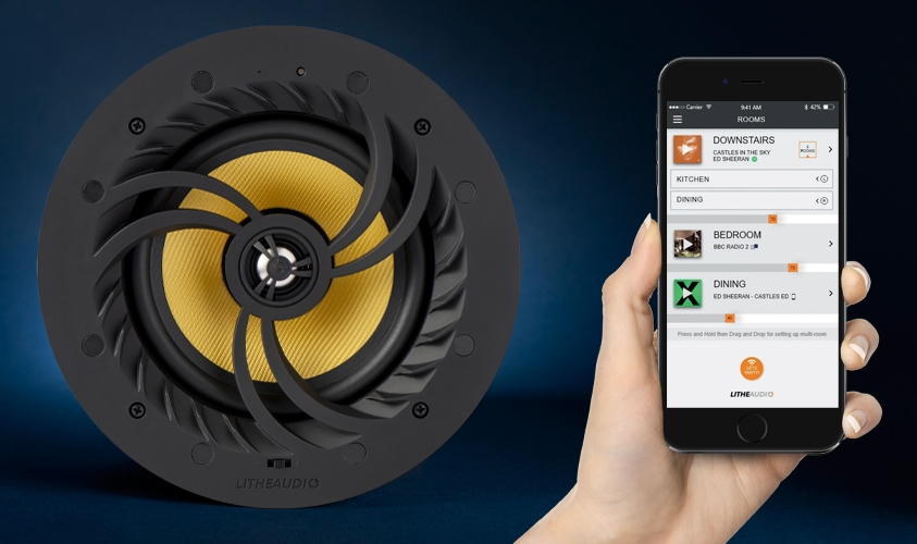 Lithe Audio Wi-Fi Speaker