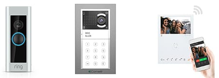 Intercoms and Doorbells