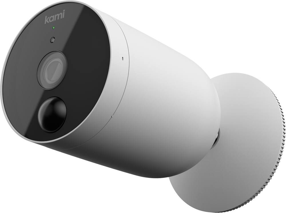 Kami Outdoor Wire-free Camera