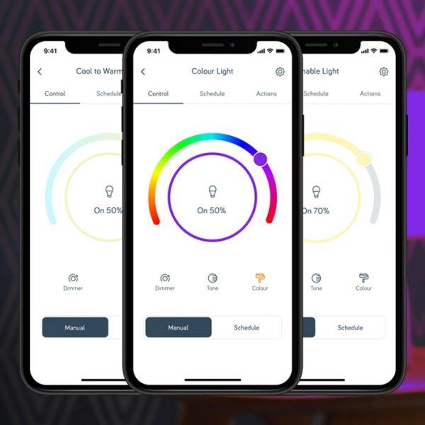 Hive Active Lighting App