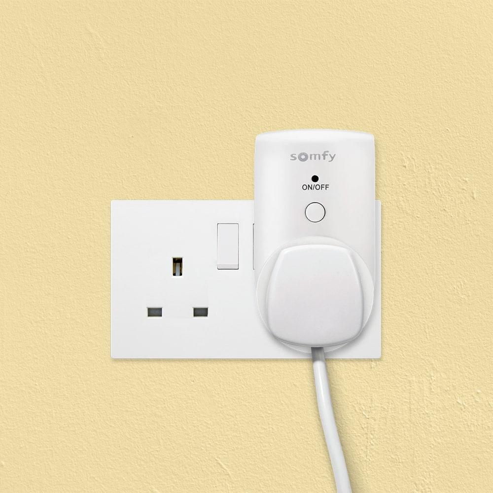 Somfy Remote Controlled Plug