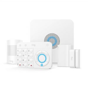 Ring Alarms and Sensors