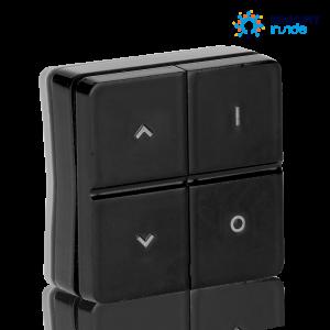 AOne Zigbee Kinetic Remote Black
