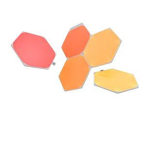 Nanoleaf Shapes - Hexagons 5 Pack