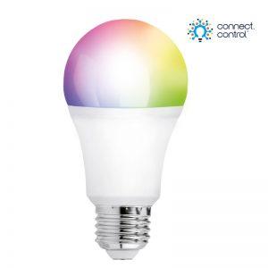 Aurora AOne Connect AU-A1BTGSCWE Bluetooth 8W RGBCX E27 Screw GLS LED Lamp