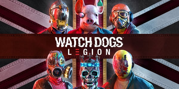 MSI Ambient Link WATCH DOGS: LEGION