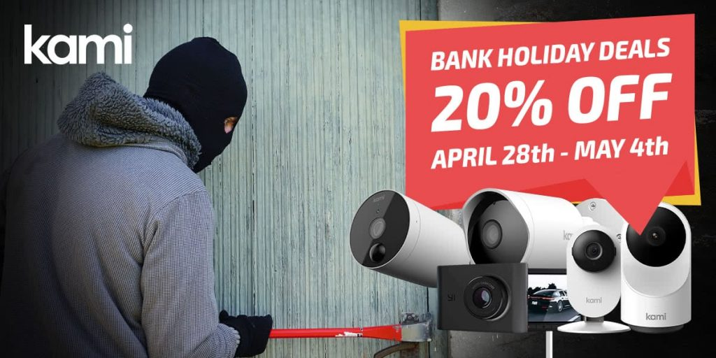 Kami Offer - 20% Off Selected Products