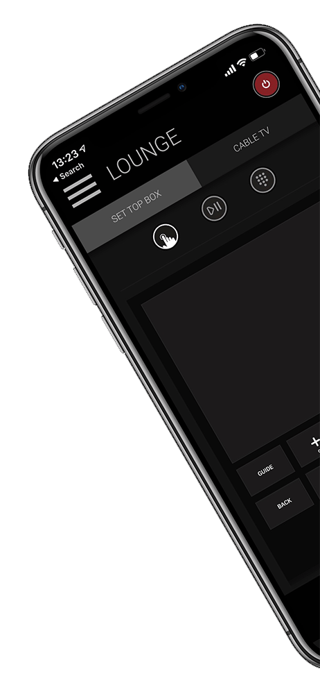HDANYWHERE Mobile Phone app