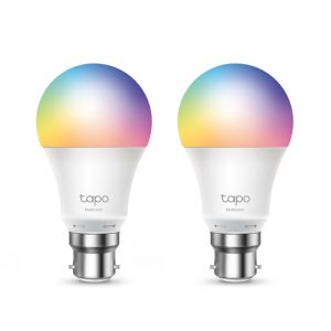 TP-Link L530B - Smart Wi-Fi Light Bulb, Multicolor