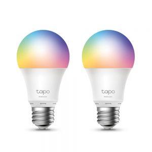 TP-Link L530E - Smart Wi-Fi Light Bulb, Multicolor
